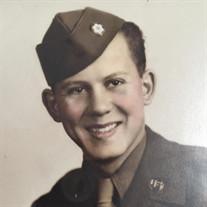 John  Edward Nelson Jr., US Army Retired