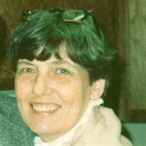 Mrs. Joan McGowan Krozack Potter