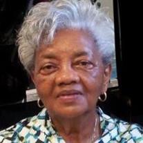 Mrs. Etta McMillan