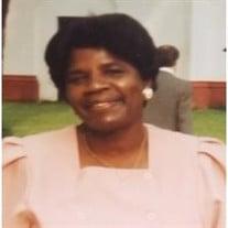 Willie Mae Davis Selico