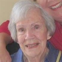 Mary Frances Goetzinger