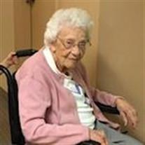 Margaret Edna Flack
