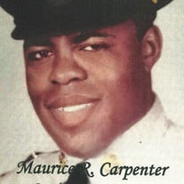 Maurice R Carpenter