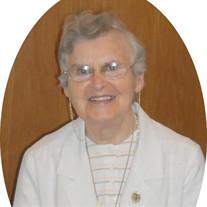 Sr. Mary Nestor Prevost SA