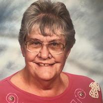 Mrs. Harriet (Sis) Doremus Burner