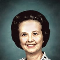 Betty  Jean Marshall Scott