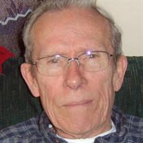 """Robert  Allen """"Al"""" Evans"""