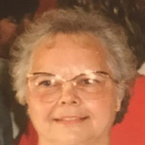 Margaret Jean Blair