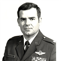 Lt. Col. Donald B McGhee