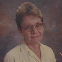 Wanda  Joyce Storie