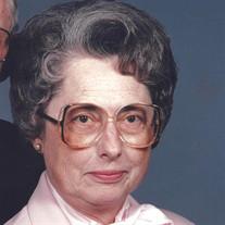 Mary Eunice Barrett Dunn