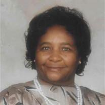Mrs. Lilliebell Moorer Gidron