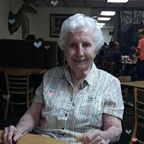 Mrs.  Margaret L. Zinkel age 89 of Melrose