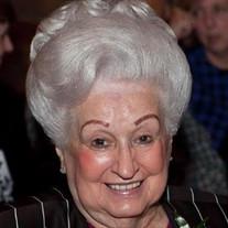 Wanda June Poplin