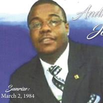 Mr. Andrew Joseph Stewart