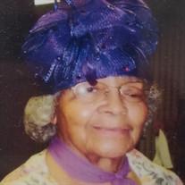 Mrs. Helen Rosetta Hilliard