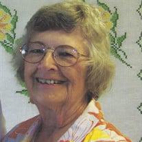 """Edith """"Edie"""" Marie Brennan"""