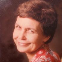 Rose Marie Herta (Moench) Rigow