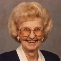 Margaret E. Glanville