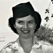 Mary McRobbie Thiel