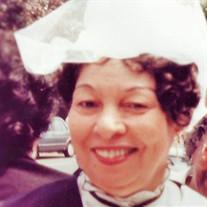 Lucille P.  Washington