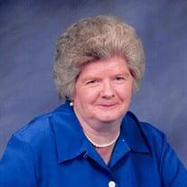 Claudie Virginia Stone  Ward