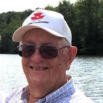 W.T. Colbert of Henderson, TN
