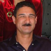 """Robert """"Chino"""" Ybarra"""