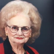 Eva  Mae Weaver