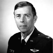 COL Richard B. Aldrich