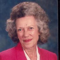 Margaret Elaine Whitney Montgomery