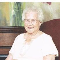 Mrs. Sarah E. (Anson) Clay