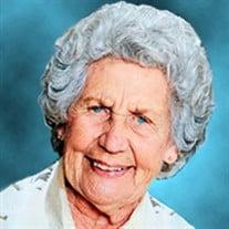 Mrs. Ruth Elaine Erikson