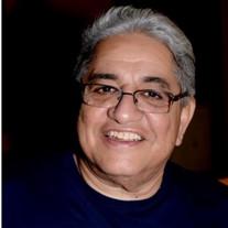 Officer Valentin Garza, SAPD (Retired)