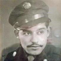 Gilbert Castillo Huron, Sr.