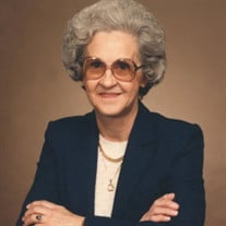 Effie Mae Taylor Mullins