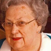 Dorothy Elizabeth Thompson