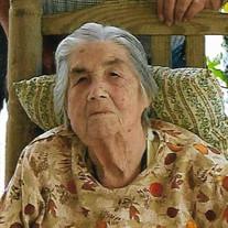 Lucille  Margaret Morris