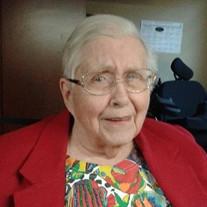 Mrs. Hazel  Laird Simons