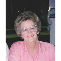 "Barbara ""Peachie"" Yvonne Parker"