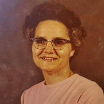 Mary Frances Crenshaw
