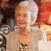 Mrs. Reba Irene Duke McClanahan