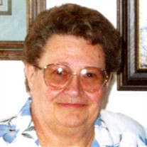 Betty Jane Hanson