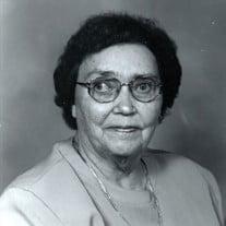 Mrs. Jackie S. Wimberly Harper