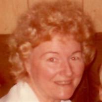 Mary  Frances Nicholas
