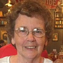 Doris Ann Gaultney Hubbard