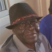 "Mr. Herman ""Papa"" Robinson Sr."