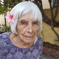 JULIA FRUTOSA CHAVEZ
