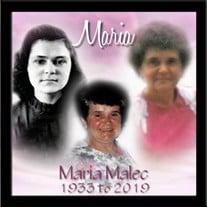 Maria Malec