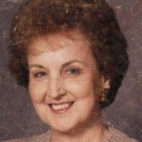 Dolores Ann Mudd Thomson